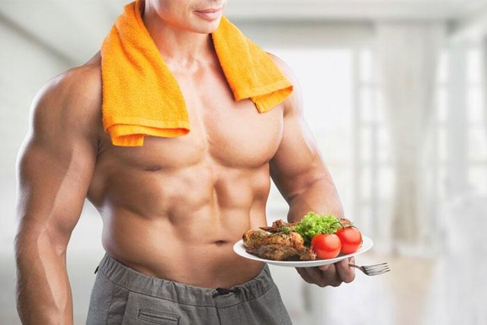 La diététique en musculation